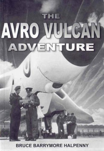 9780954777432: The Avro Vulcan Adventure