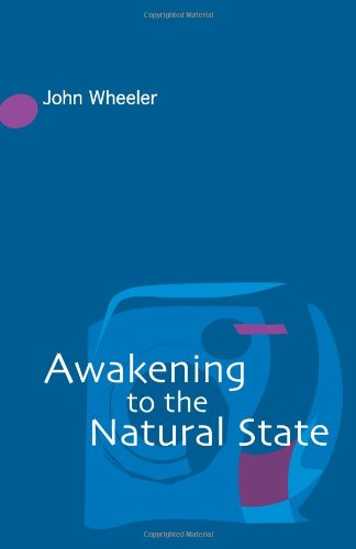Awakening to the Natural State (0954779231) by John Wheeler