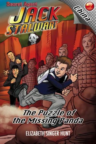 9780954791926: Secret Agent Jack Stalwart... The Puzzle of the Missing Panda (Secret Agent Jack Stalwart...)