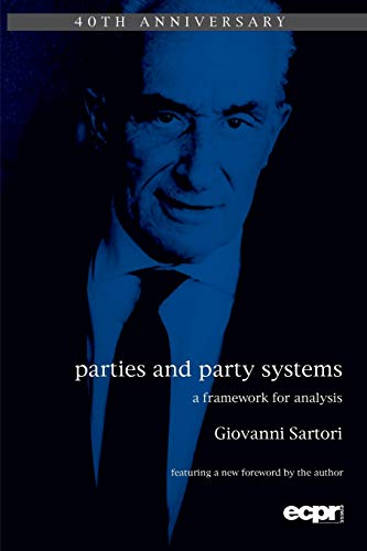 9780954796617: Parties and Party Systems: A Framework for Analysis (ECPR Press Classics)