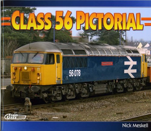 9780954803520: Class 56 Pictorial
