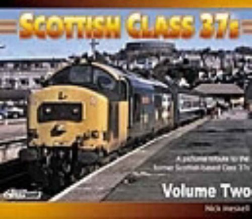 9780954803544: Scottish Class 37s: No. 2: A Pictorial Tribute to the Former Scottish-based Class 37s
