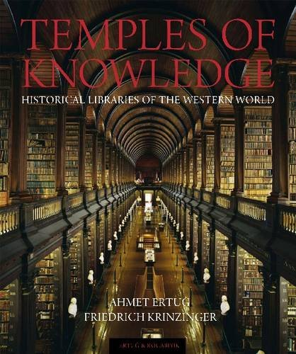 9780954807719: Temples of Knowledge: Historical Libraries of the Western World