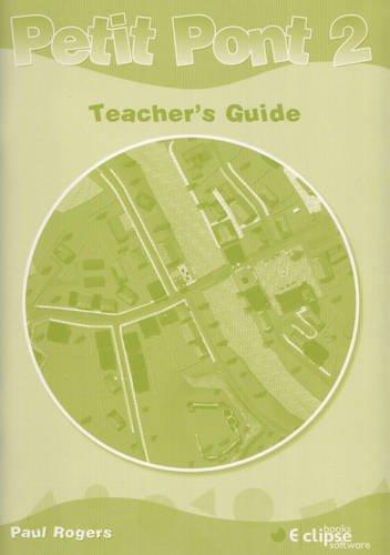 9780954810863: Petit Pont: Teachers Guide Pt. 2