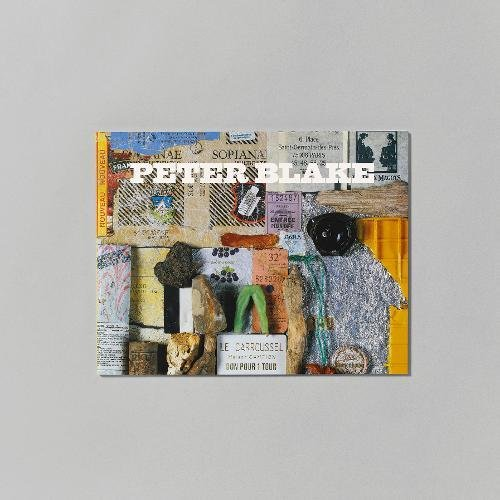 Peter Blake: 1-10 (Collages, Constructions, Drawings and Sculpture) and the Marcel Duchamp ...