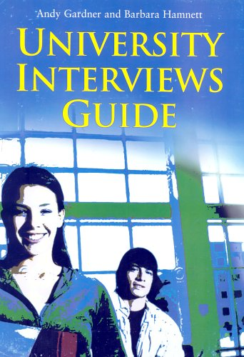 9780954824501: University Interviews Guide
