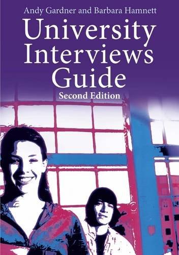 9780954824518: University Interviews Guide