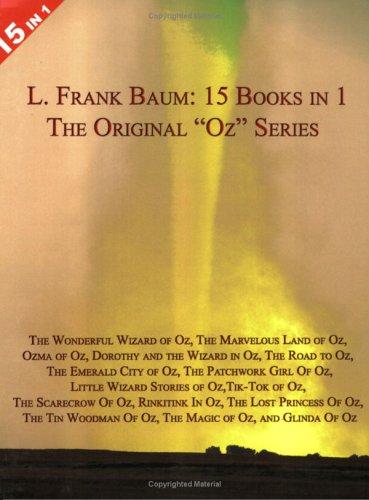 9780954840136: 15 Books in 1: L. Frank Baum's Original