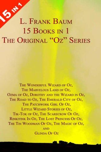 9780954840143: 15 Books in 1: L. Frank Baum's Original