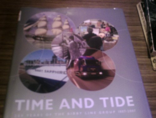 9780954843144: Time and Tide 200 Years of the Bibby Line Group 1807-2007