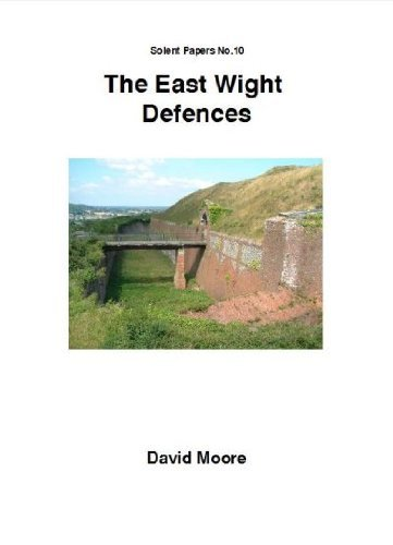 9780954845339: The East Wight Defences