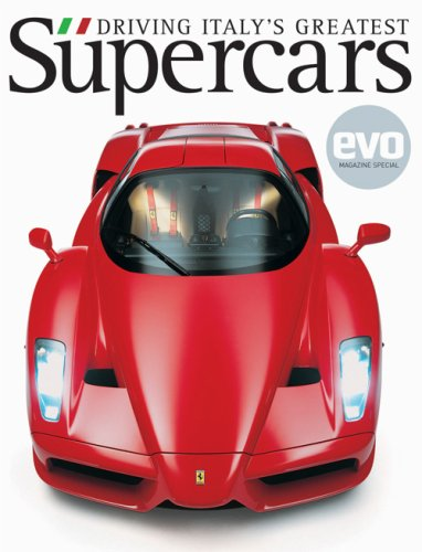 9780954857714: Driving Italy's Greatest Supercars