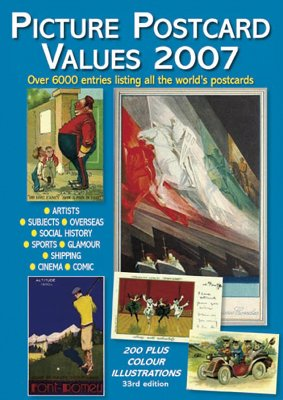 9780954859220: Picture Postcard Values Catalogue 2007