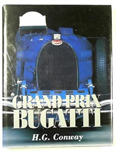 9780954897208: Grand Prix Bugatti