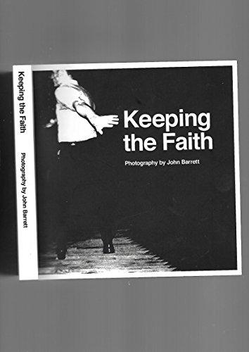 9780954898205: Keeping the Faith: The Photographs of John Barrett