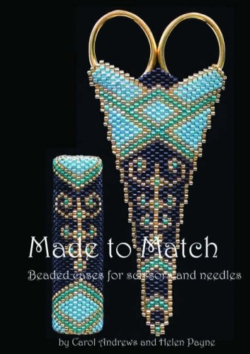 9780954899219: Made to Match: Beaded Cases for Scissors and Needles
