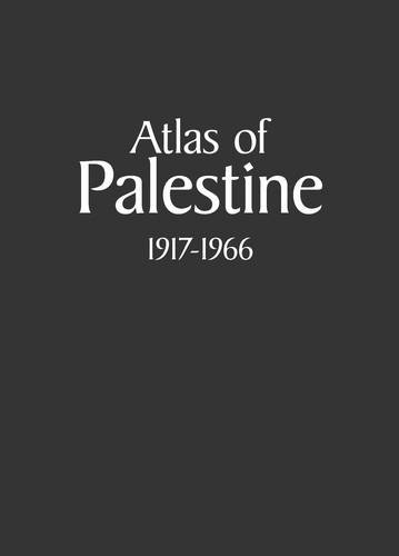 9780954903428: Atlas of Palestine, 1917-1966