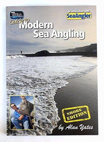 9780954923853: THE FOX SEA GUIDE TO MODERN SEA ANGLING: SHORE EDITION.