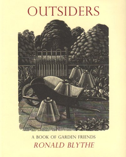 9780954928650: Outsiders: A Book of Garden Friends