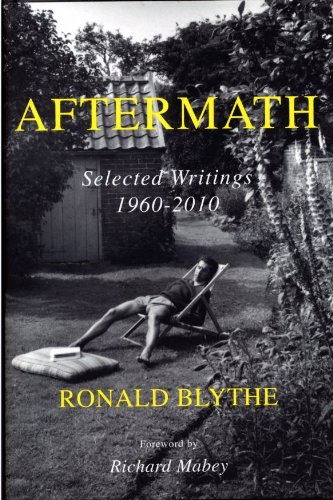 9780954928698: Aftermath: Selected Writings 1960-2010