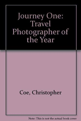 9780954939601: Journey One: Travel Photographer of the Year