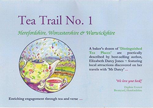 9780954942823: Tea Trail No 1: No. 1: Herefordshire, Worcestershire & Warwickshire (The Tea Trails Series)