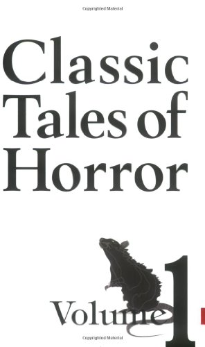 9780954947682: Classic Tales Of Horror: Volume One