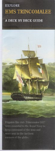9780954959111: Explore HMS Trincomalee: Deck by Deck Guide