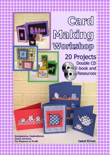 Card Making: 20 Projects with Resource CD: Janet Dixon