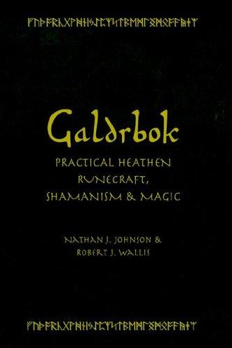 9780954960902: Galdrbok: Practical Heathen Runecraft, Shamanism and Magic