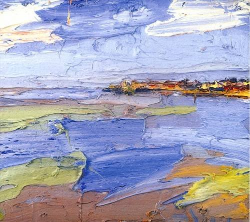 9780954962302: George Rowlett - Paintings 2005: East Kent and the River Thames
