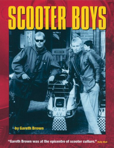 9780954970444: Scooter Boys