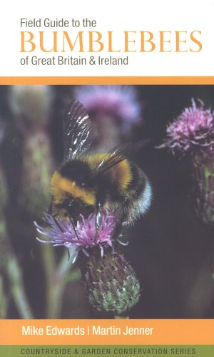 9780954971304: Field Guide to the Bumblebees of Great Britain and Ireland (Country & Garden Conservation)