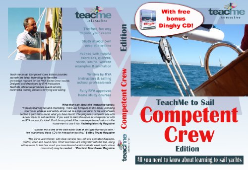 9780954972257: Teach Me to Sail: Competent Crew Edition