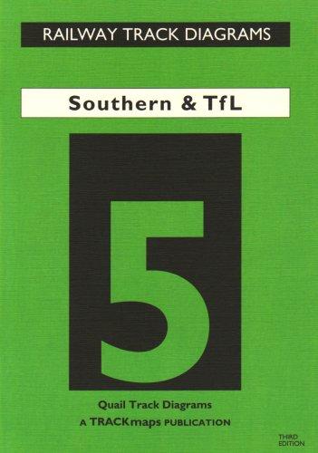 Southern and TfL (Railway Track Diagrams): Quail