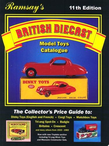 9780954992507: British Diecast Model Toys Catalogue