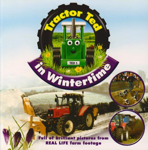 9780954997137: Tractor Ted in Wintertime