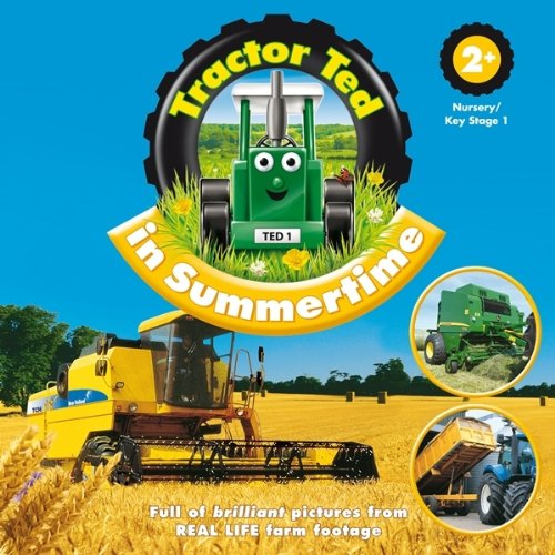 9780954997175: Tractor Ted in Summertime