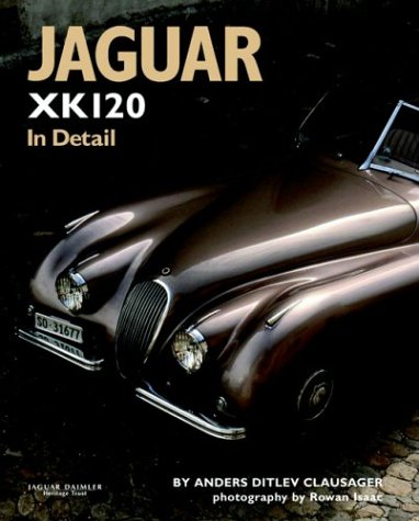 9780954998103: Jaguar Xk120 in Detail