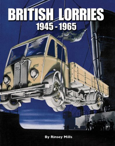 9780954998127: British Lorries 1945-1965