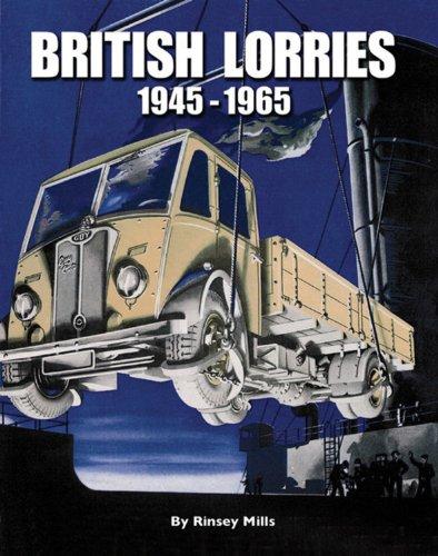 9780954998127: British Lorries 1945-1965
