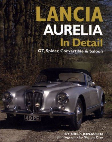 9780954998141: Lancia Aurelia in Detail