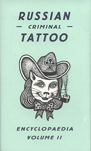 9780955006128: 2: Russian Criminal Tattoo Encyclopaedia Volume II