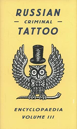 9780955006197: Russian Criminal Tattoo Encyclopedia Volume III: 3