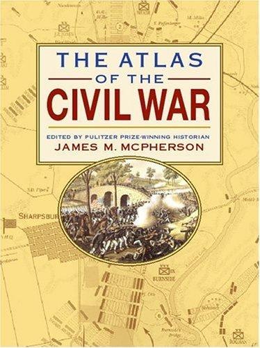 9780955006609: Atlas of the Civil War