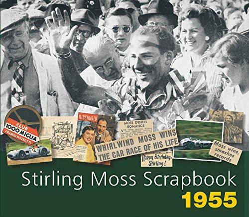 9780955006807: Stirling Moss Scrapbook 1955