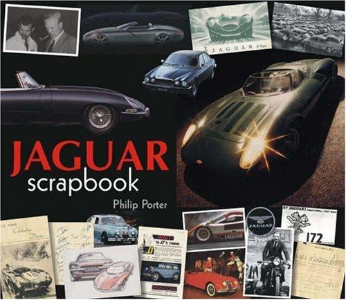 9780955006845: Jaguar Scrapbook