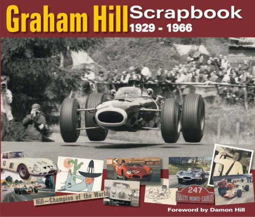 9780955006869: Graham Hill Scrapbook 1929 -1966 (Original Scrapbook)