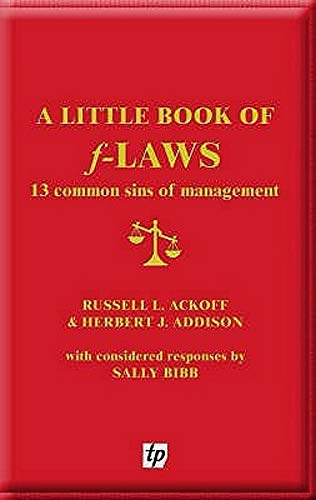 9780955008115: A Little Book of F-laws