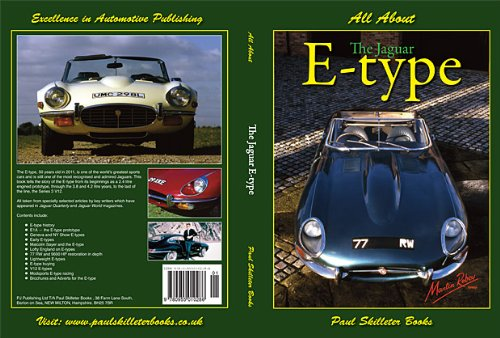 9780955010286: All About the Jaguar E-Type